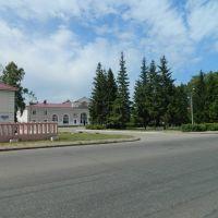 Здание железнодорожного вокзала г. Салават, Салават