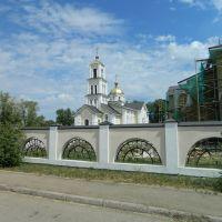 Храм Святого благоверного князя Дмитрия Донского (Салават), Салават