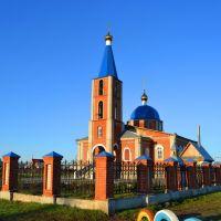 Церковь, Сибай