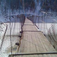 Пешеходный мост, Старосубхангулово