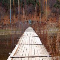 висячий мост, Старосубхангулово