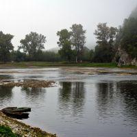 Туманным утром, Старосубхангулово
