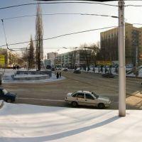 """Gorgaz crossroads / Перекресток на """"Горгазе"""", Стерлитамак"""