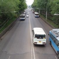 Автобусы, Стерлитамак