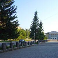 пр.Ленина. Театр, Туймазы