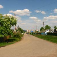Проезд в сторону ул. Комарова, Туймазы