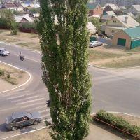 Пересечение улиц Чапаева Комарова, Туймазы