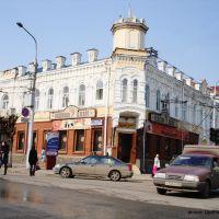 дом по ул.К.Маркса, Уфа
