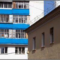 Два дома - две эпохи, Уфа