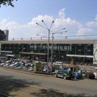 Железнодорожный вокзал, Уфа