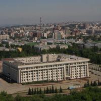 Дом правительства, Уфа