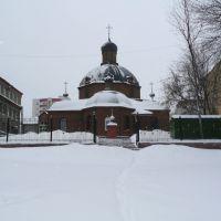 СИМЕОНО-ВЕРХОТУРСКИЙ ХРАМ, Уфа