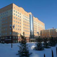 HOSPITAL BASKIRIA, Уфа