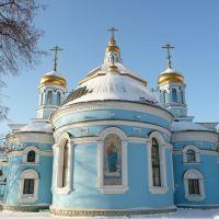 Храм Рождества Пресвятой Богородицы, Уфа