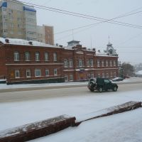 МВД РБ, Уфа