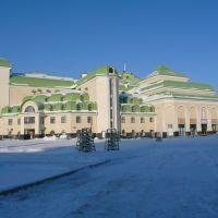 Teatro Drammatico Baskiro, Уфа