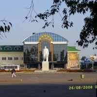 Площадь Ленина, Учалы