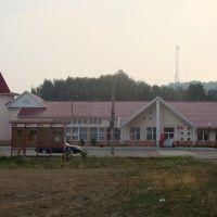 Автовокзал, Учалы