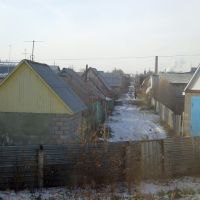 Chishmy, a little town not far from Ufa, Чишмы