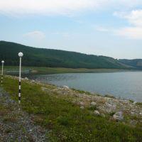 Новое шаранское озеро., Шаран