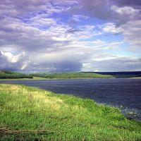 шаранское водохранилище, Шаран