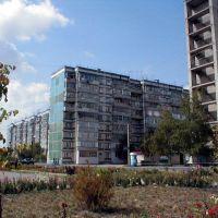 девятиэтажные дома, Алексеевка