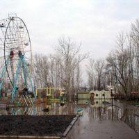 парк весной, Алексеевка