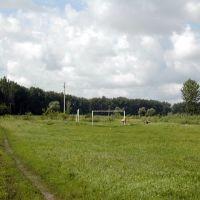 футбольное поле у девяток, Алексеевка