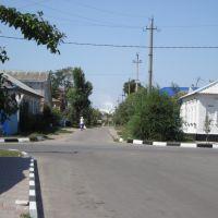 перекресток улиц Урицкого и Красноармейской, Алексеевка