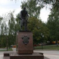 Д.Бокарев первооткрыватель подсолнечного масла, Алексеевка