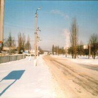 ул Пушкина возле вокзала, Алексеевка