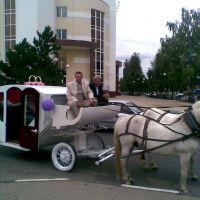 карета и БелГУ, Алексеевка