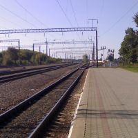 на запад, Алексеевка
