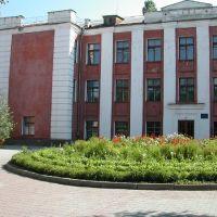 школа N 5, Алексеевка