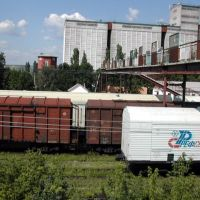 район вокзала, Алексеевка