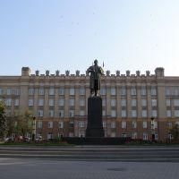 В.И.Ленин в Белгороде, Белгород