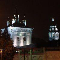Белгород. Церкви Марфо-Мариинского монастыря., Белгород
