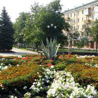 Июнь, Белгород