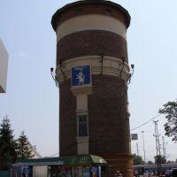 Водонапорная башня в Белгороде, Белгород