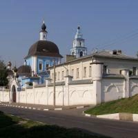 Белгородский Марфо-Мариинский женский монастырь, Белгород