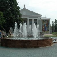 Borisovka_fontan, Борисовка