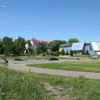 Borisovka, park 2009, Борисовка