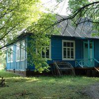 Uchebnij korpus bazi SPbGU, Борисовка
