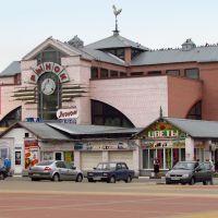 Борисовка. Рынок. 17 июня 2012., Борисовка
