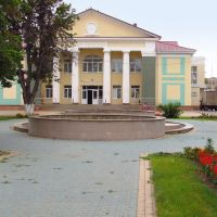 Борисовка. Дом культуры. 17 июня 2012., Борисовка