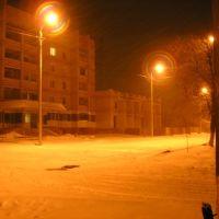 Ночь на ул.Горького, Валуйки