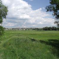 Вид на город, Валуйки