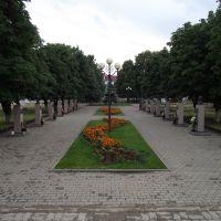 Аллея воинов (2), Валуйки