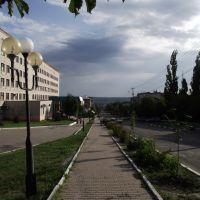 Возле ЦРБ, Валуйки