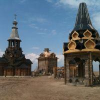 Обитель в селе Сухорево, Валуйского района, Белгородской области, Валуйки